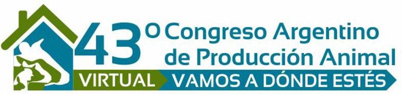 43º Congreso Argentino de producción Animal
