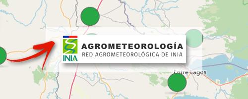 AGROMETEREOLOGIA INIA